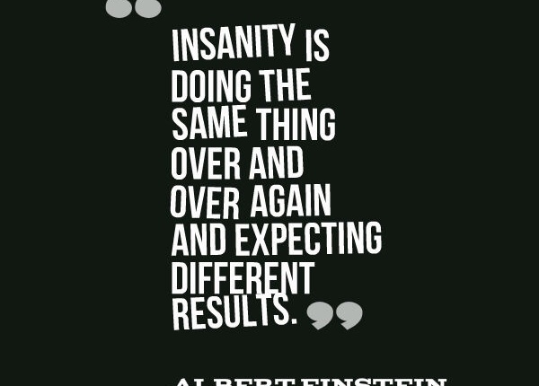The Sane Part of Insanity